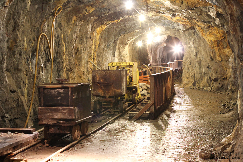 Photo: Gold mine